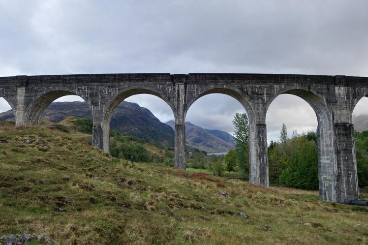 Glennfinnan Viaduct Hogwarts