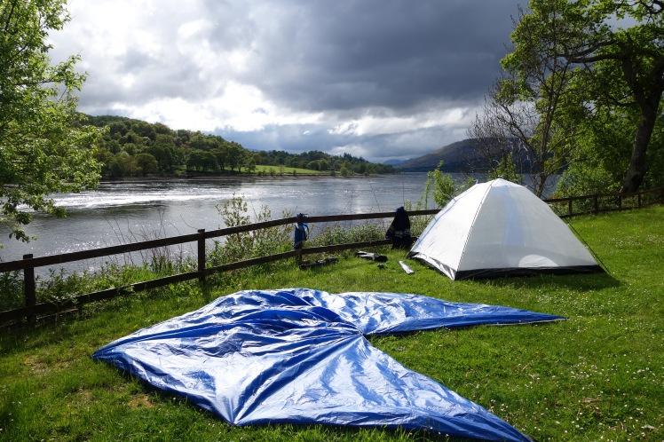 Loch Eil Camping