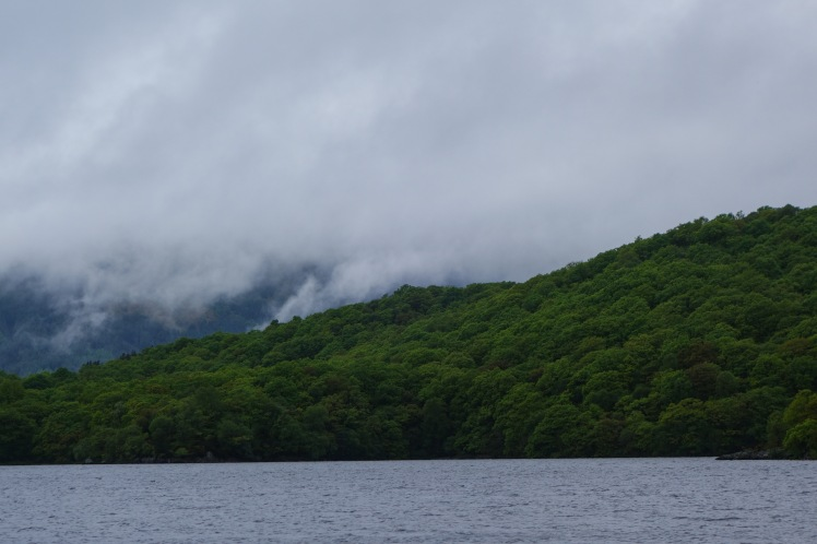 Loch Lomond Clouds