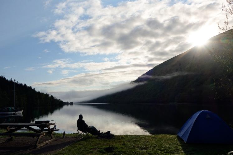 Serenity Loch Oich
