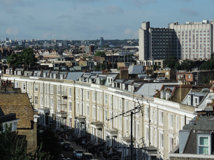 Earls Court Townhouses