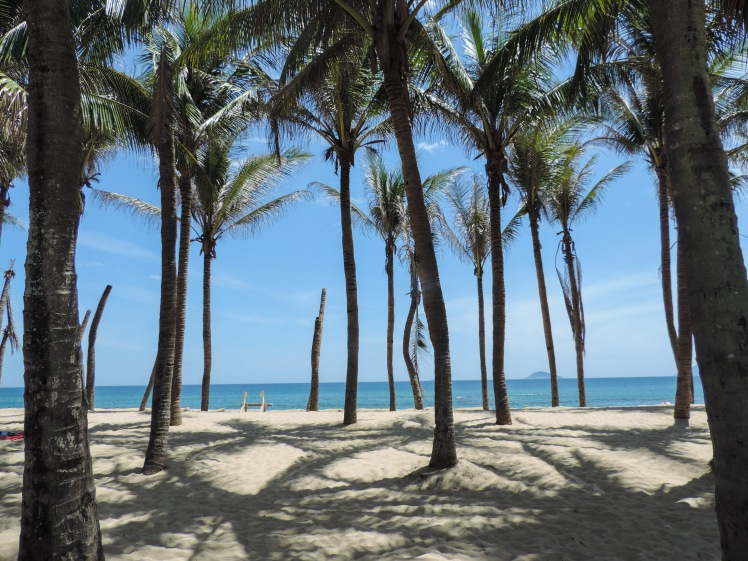 Beach front Hoi An