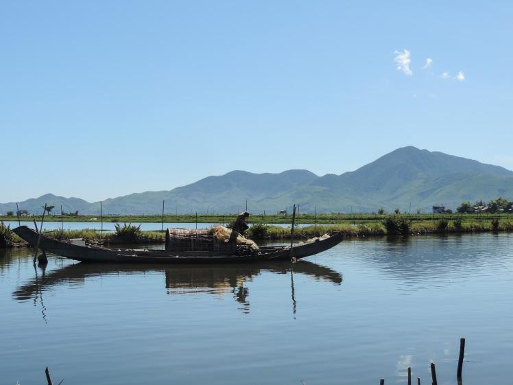 Fishing Village Hai Van Pass