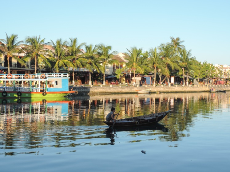 Hoi An boat ride