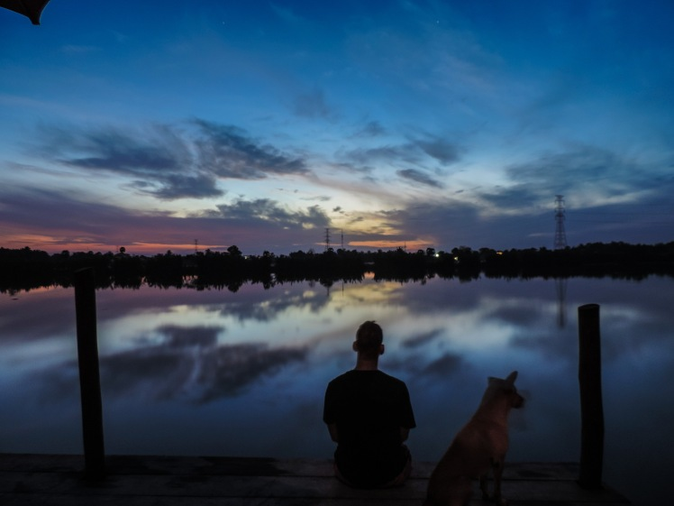 Kapot tim and dog sunrise.jpg