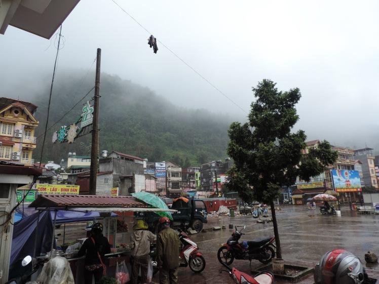 Rain in Sa Pa township.jpg