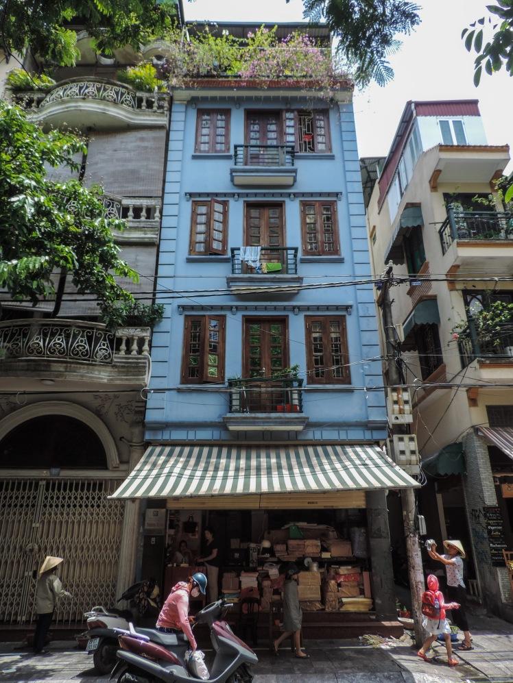 Shophouse Hanoi